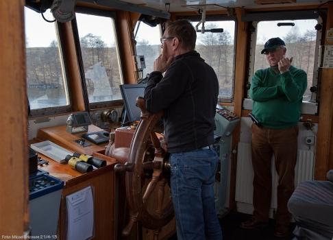 Skeppare med skapligt många resor på älven. Rekord, undantaget lotsarna?