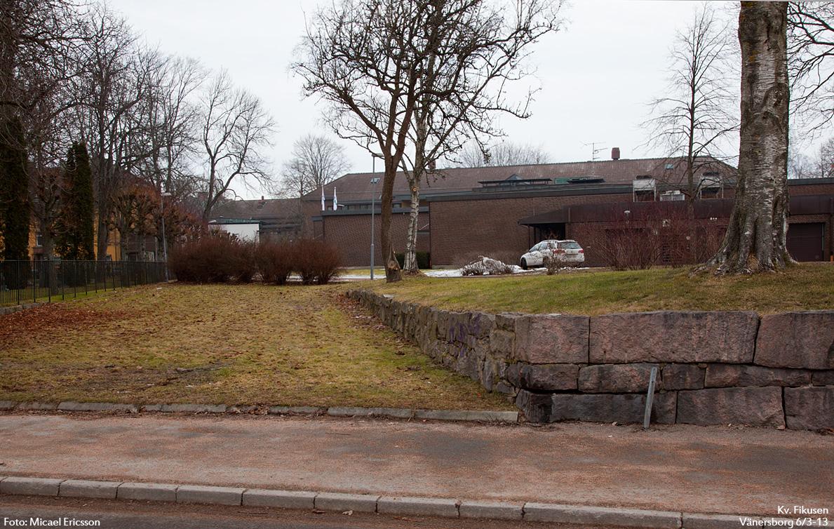 A. F. Carlssons gata/Torpagatan mars 2013.