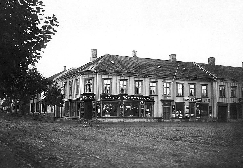 Kungsgatan x Edsgatan