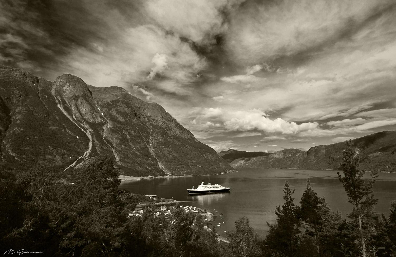Eidfjord Norge 2007