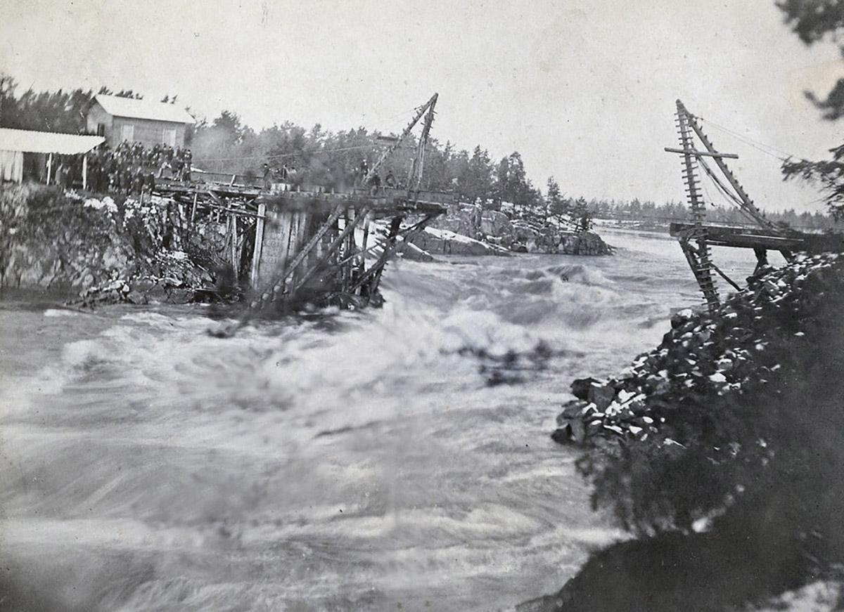 Foto: mars 1866, C E. Kjellin, Vänersborg