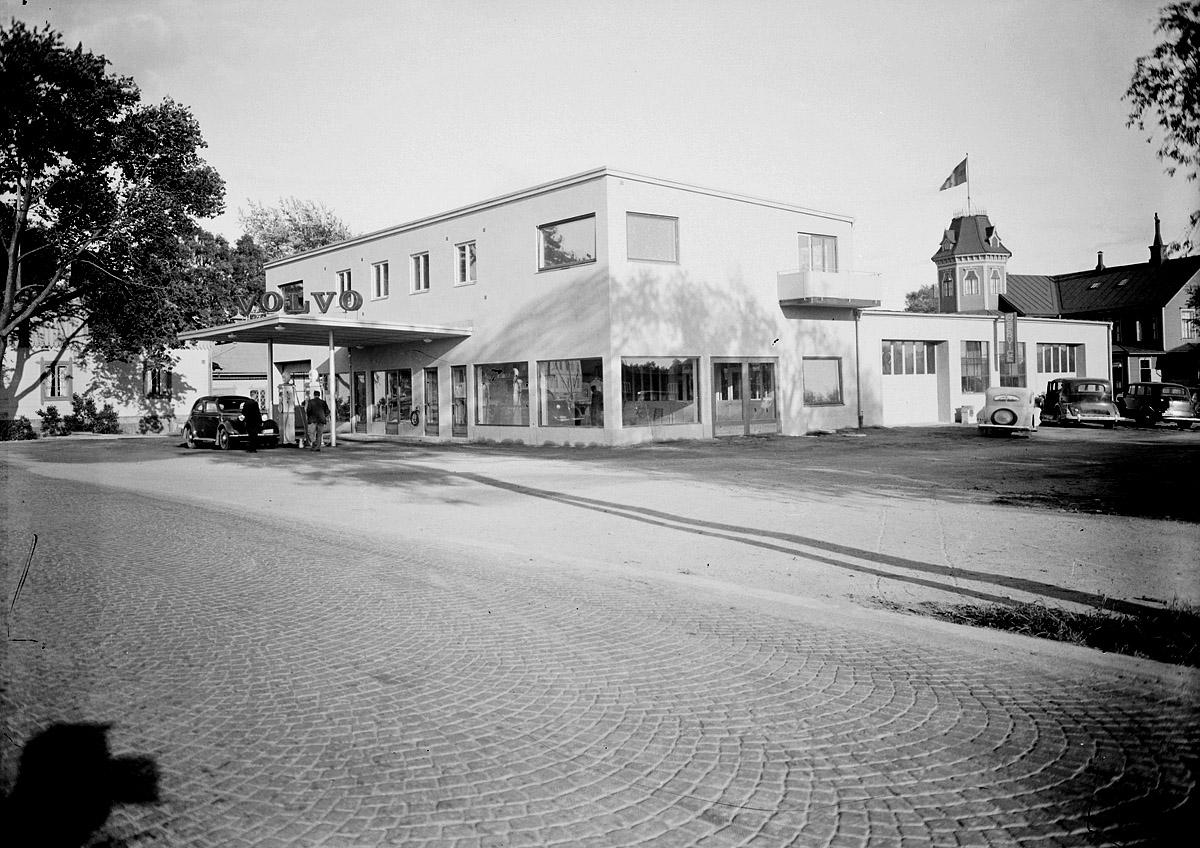 A-B Gunnar Höij, Vänersborg - Foto: 1939 Tornberg/Vänersborgs museum