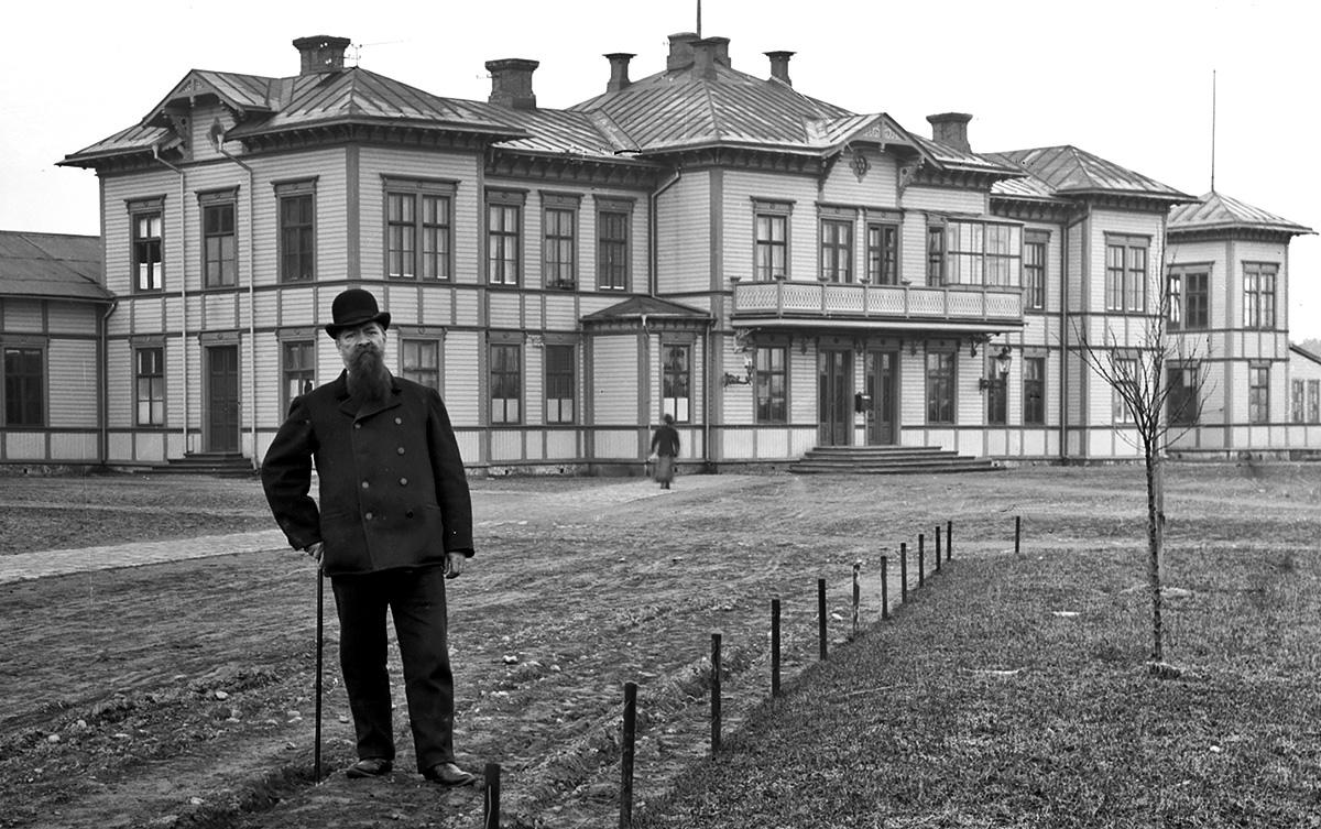 Foto: Uppges vara taget av C. Johansson / Vänersborgs museum